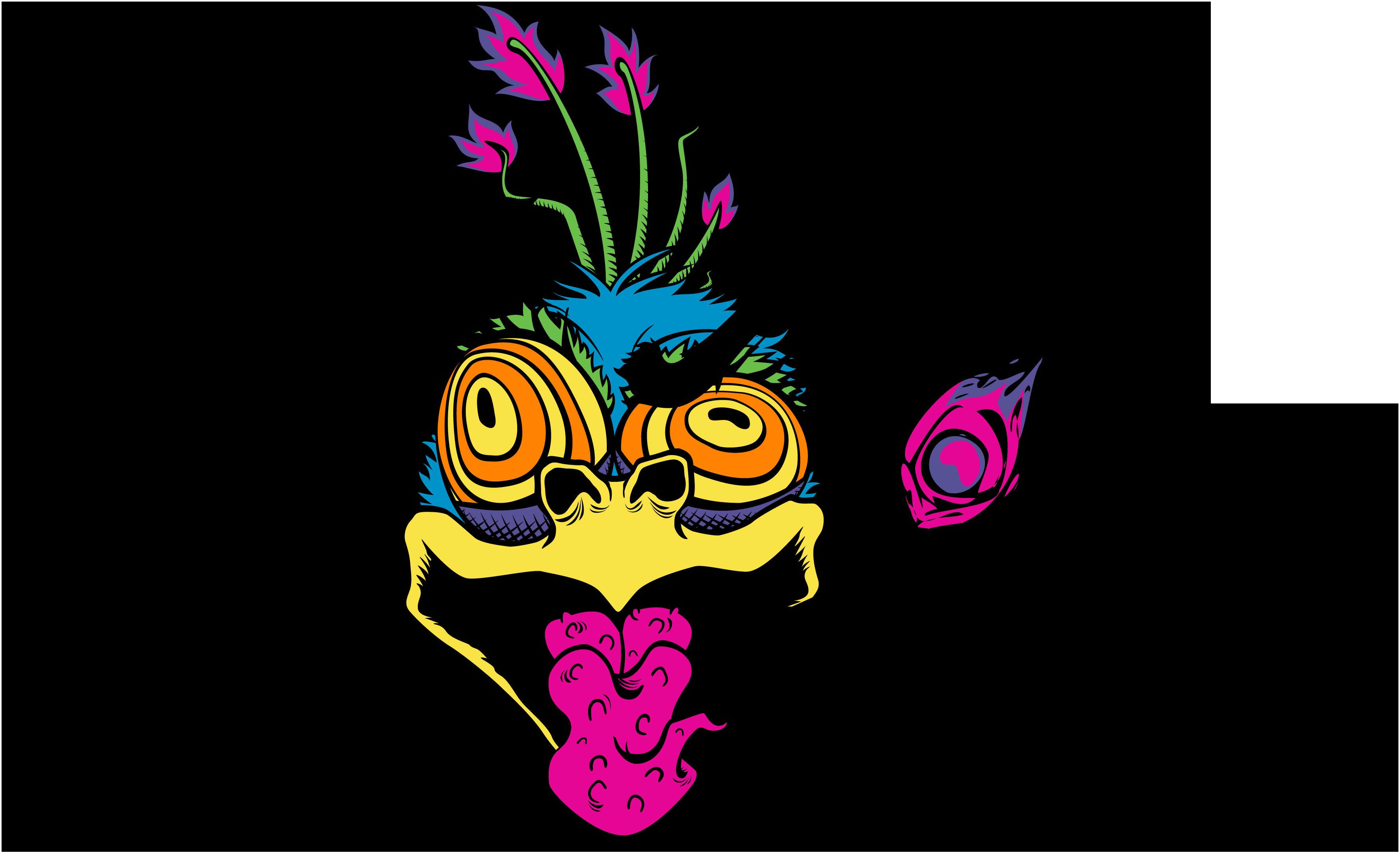 Psycho Peacock Logo